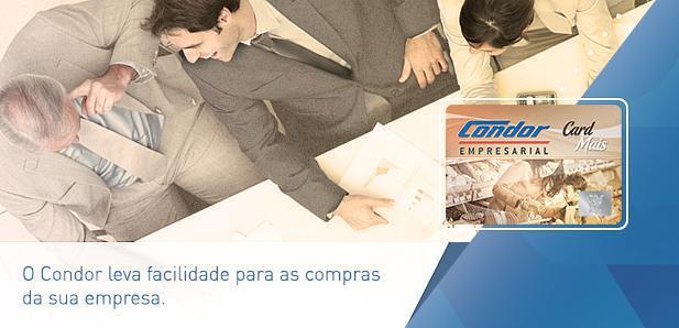 Cartão Condor Card Mais Empresarial