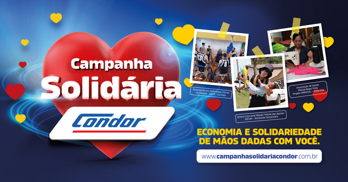 Campanha Solidária Condor
