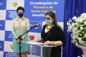 Condor doa meio milhão para 25 instituições do Paraná e Santa Catarina